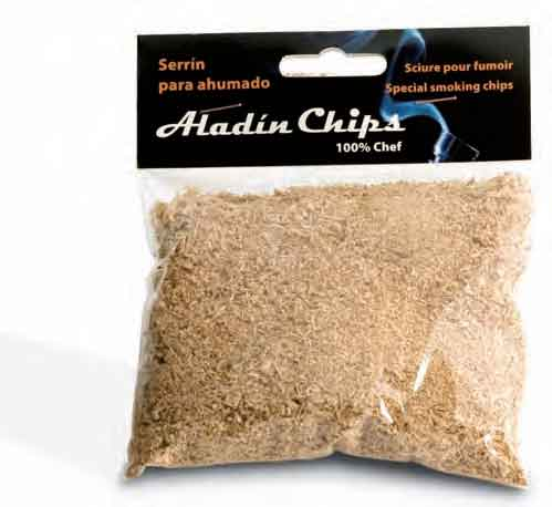 煙燻香氣木屑 - 橡樹氣味  (西班牙進口) ALADIN CHIPS ( OAK WOOD)