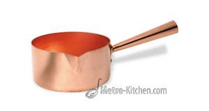 銅鍋 (煮糖/牛奶專用)  法國 Mauviel