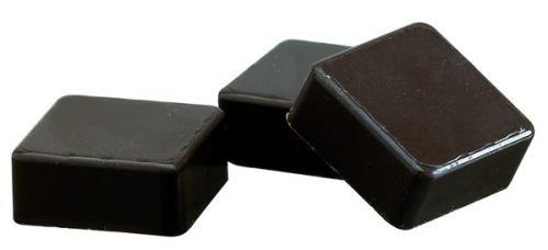 巧克力模(方型) 24模 x 9 g  : 27 x 27 x 12 mm (硬模)
