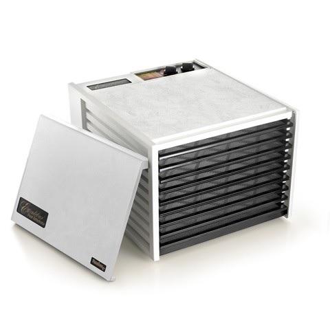 蔬果乾燥機 - (白色)   - 附贈[SH720] 健康生活完全指南(定價750元)  一本