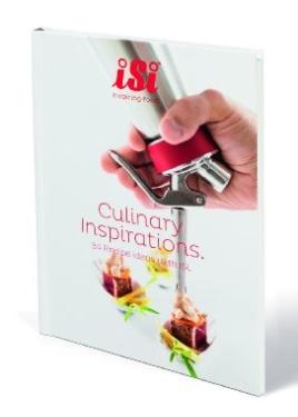 Culinary Inspirations: 34 Recipe Idea iSi