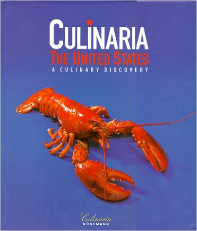 Culinaria The United States:A Culinary Discovery'98 美式廚藝