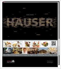Karlheinz Hauser: Rezepte, Konzepte, Geschichten, Philosophie '13 (�w��)