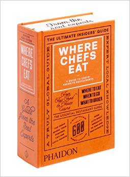 Where Chefs Eat: A Guide to Chefs' Favorite Restaurants (2015) '15