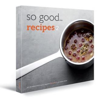 So Good Recipes (#9~#16)