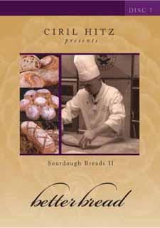Sourdough Breads II (DVD)