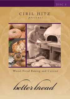 Wood-Fired Baking and Cuisine  (DVD)