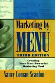 Marketing by Menu 3/e '99   菜單行銷 -- 特價書