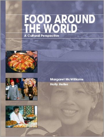 Food Around the World: A Cultural Perspective  '03  -- 特價書