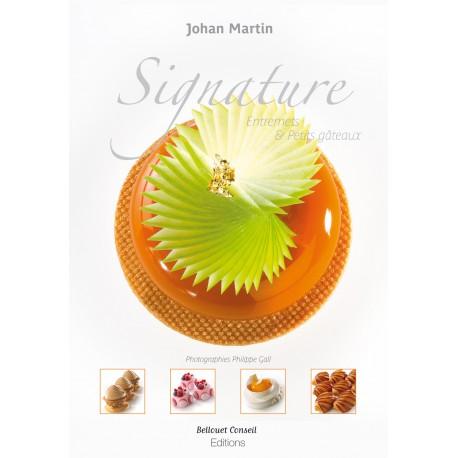 SIGNATURE by Johan Martin  網路訂購 附贈 G0803 西點麵包模一個