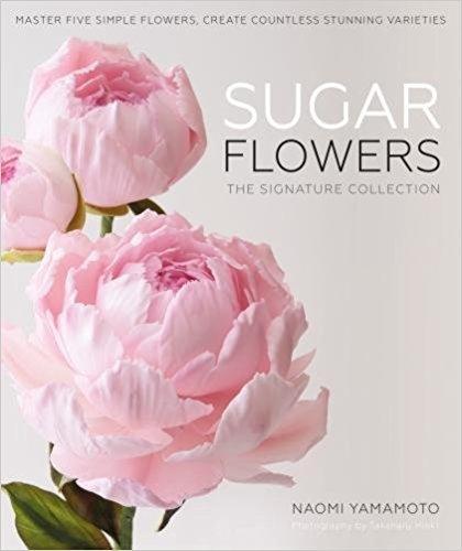 Sugar Flowers:  '18