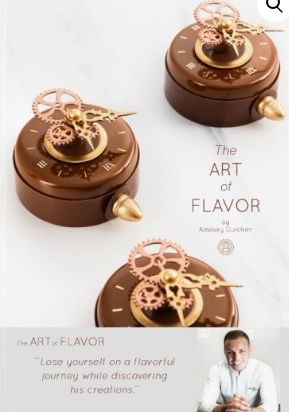 The art of flavor by Amaury Guichon '18 (法文版) -- 另有英文版供選擇