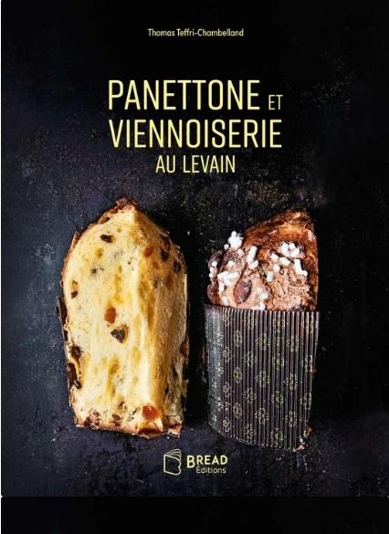 """""""Panettone et viennoiserie au levain""""  '20 (英文版)"""