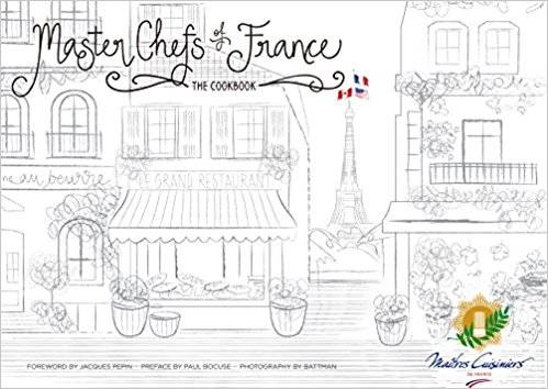 Master Chefs Of France, The Cookbook  '17