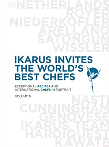 Ikarus invites the world's best chefs (English) Hardcover '19