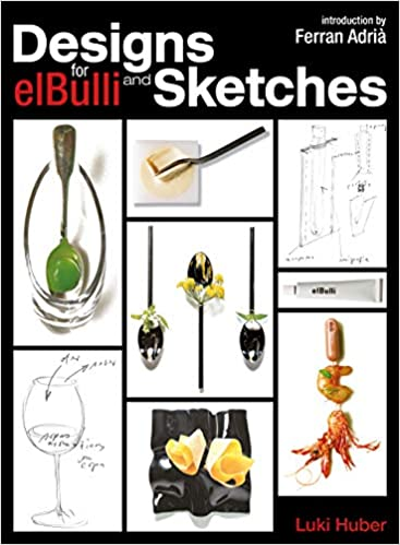 Designs and Sketches for elBulli  '19