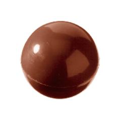 球體巧克力模 (硬模) 尺寸: 直徑27mm