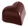 美麗小型巧克力造型 (心型)