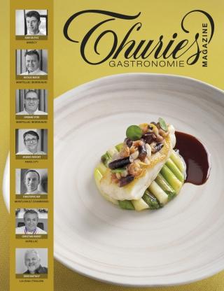 Thuries Gastronomie Magazine (一年10期)  (2020年)   2月.8月不出刊 -- 7000+掛號郵寄費800 =7800