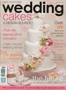 Wedding Cakes-A Design Source (2014)