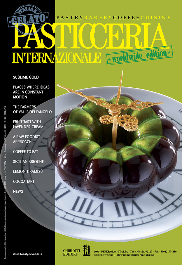 Pasticceria Internazionale  (2020)  一年9期(義文)  6030+ 掛號郵寄720= 6750 元