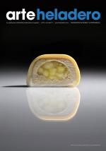 Arte Heladero (2020)  冰淇淋藝術 (一年6期 ) (西文版)  9360+ 掛號郵寄600 = 9960