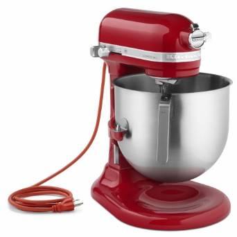 8 QT 桌上型攪拌機 (Kitchen Aid) (紅色)