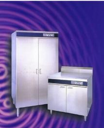 紫外線刀具砧板殺菌存放箱 ( 右圖 - 工作台式)