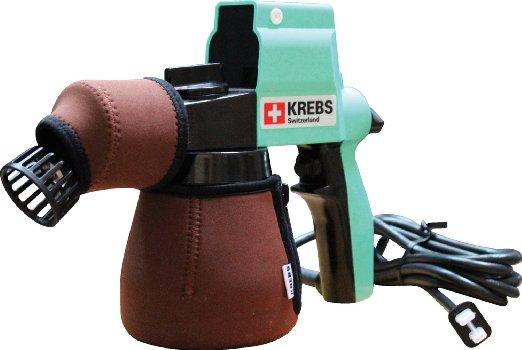 巧克力保溫噴飾器 (廠牌:Krebs) - 附五連汽車矽膠模