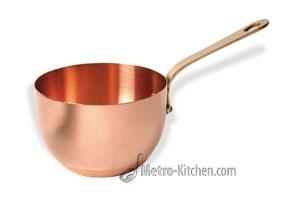 單柄銅鍋 (直徑16公分) -1.8 公升