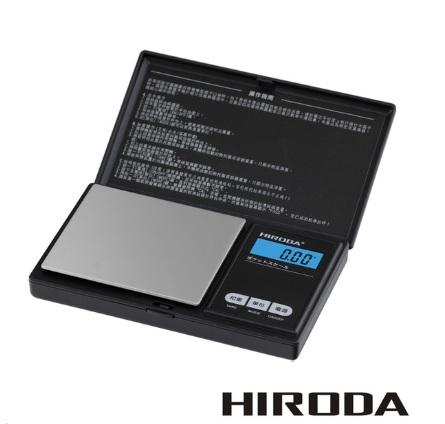 電子微量秤 (1000g x 0.1g) 口袋型