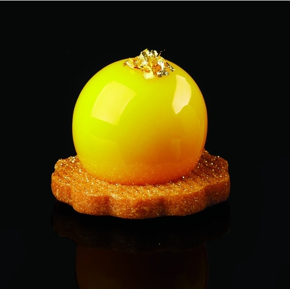 3D圓球型矽膠模 直徑30 mm / Vol.14ml  / 30 模