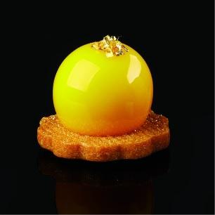3D圓球型矽膠模 (Pavoni) 直徑20 x / Vol: 4ml
