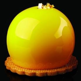 3D圓球型矽膠模 直徑50 mm / Vol.65ml  / 20 模