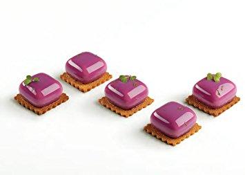 3D矽膠模(Mister Mignon)  產品尺寸:35x35x20 H mm / 義大利 Pavoni