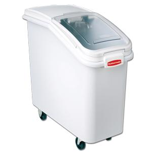 麵粉桶車 (強化樹脂)  - 2包麵粉量 / 廠牌: Rubbermaid *運費每個加200元