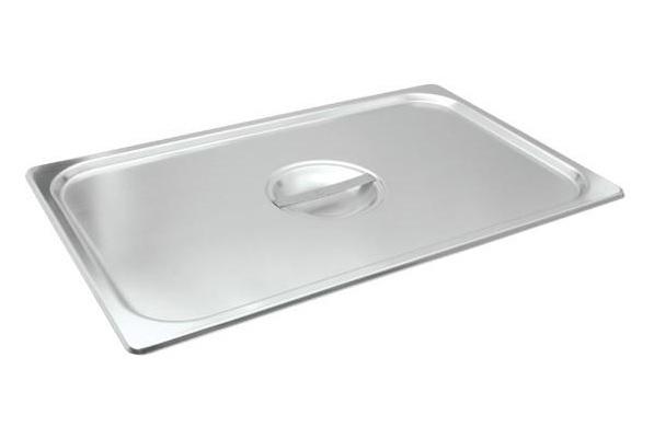 1/1食物調理盆蓋 (SUS304 ) / 尺寸 : 530 x 325 mm / Super A (中國製)