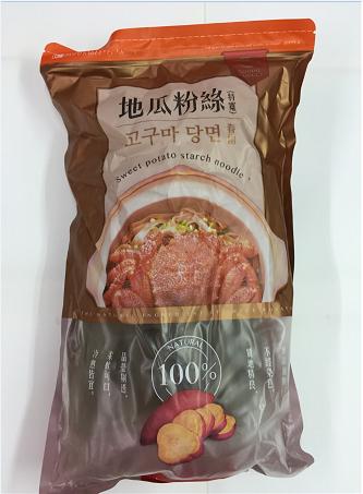 地瓜粉絲 (400 公克) (特寬) 100% 純地瓜粉製造 / 基本訂量6包