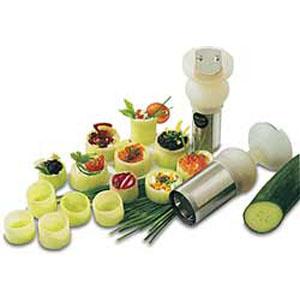 蔬果圓杯體挖空器 (直徑4cm)