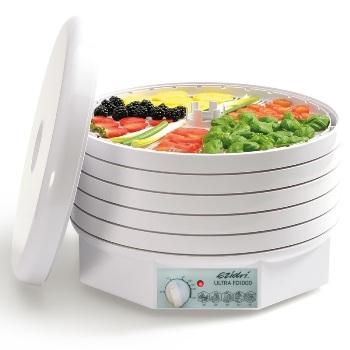 蔬果乾燥機 (Ezidri Food Dehydrator) -營業型 附造形模片一盒 ICC-30033A / 運費150元